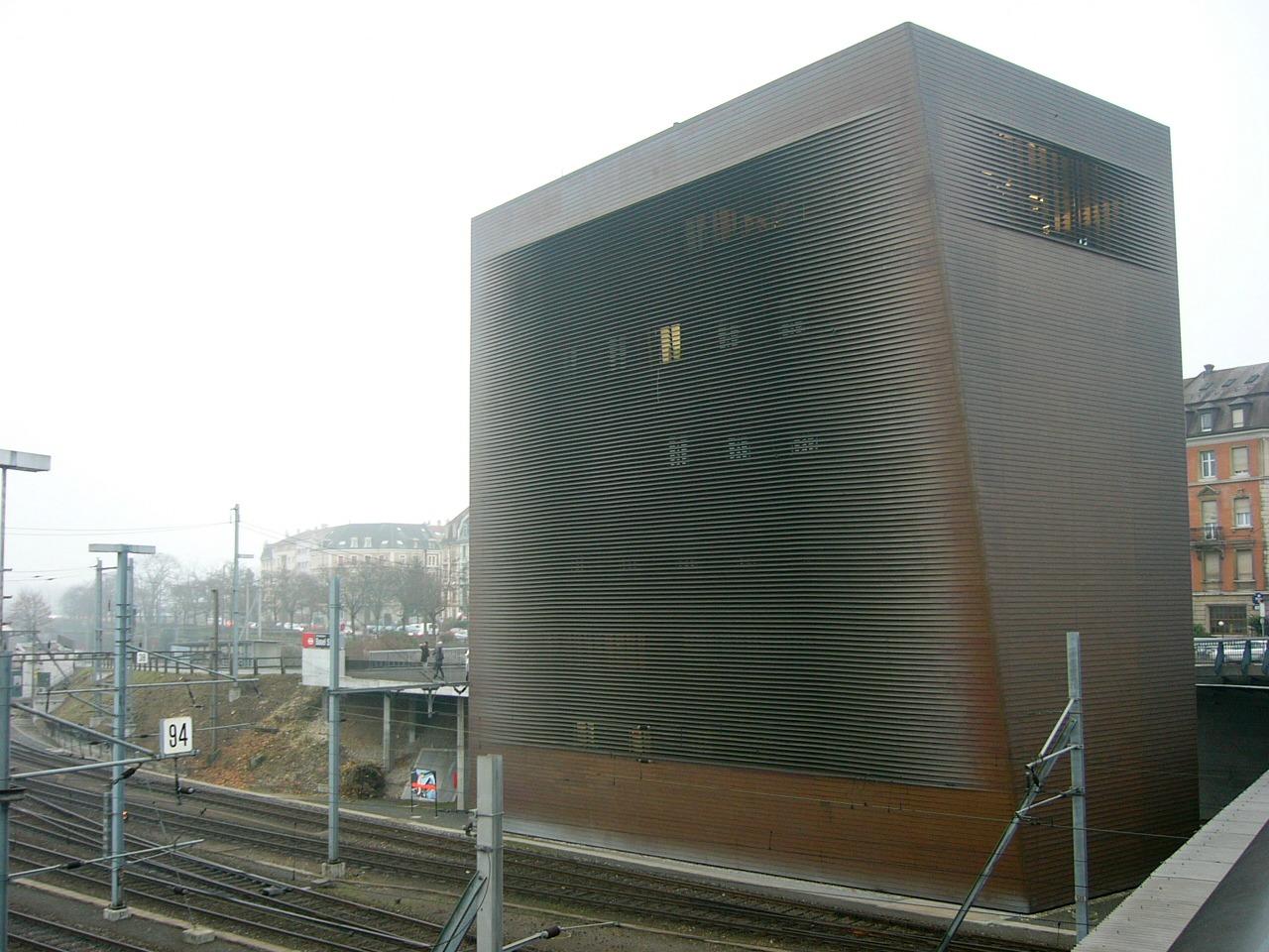 signal box basel