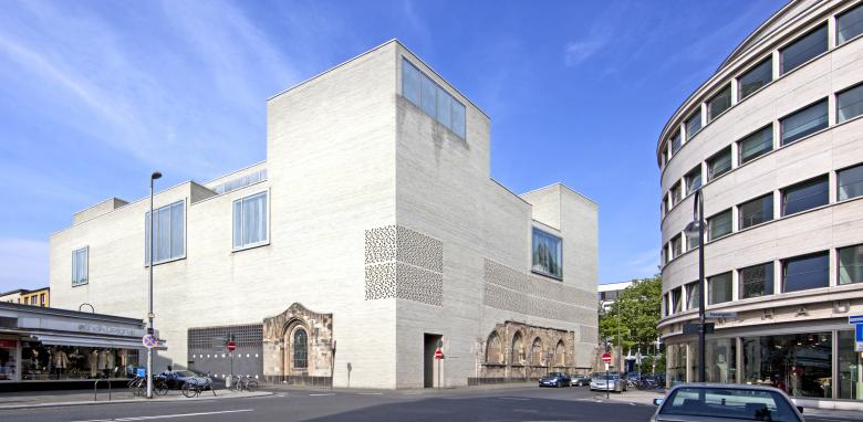 Le Musée Kolumba de Peter Zumthor à Cologne