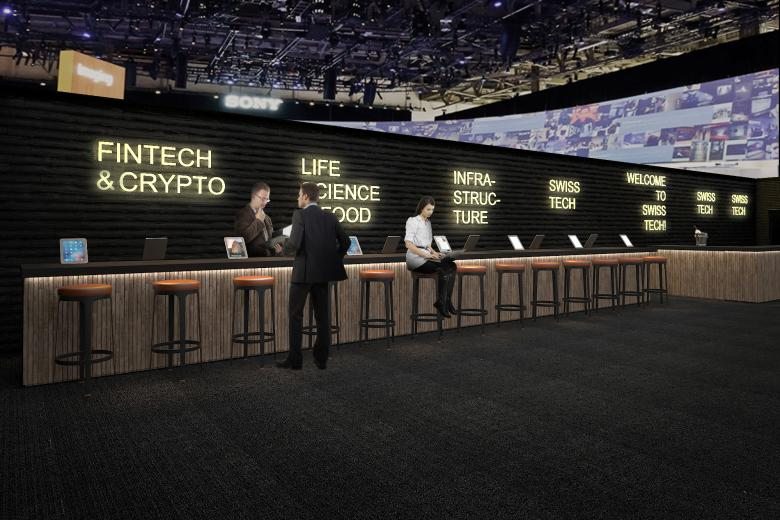 #SwissTech: Switzerland positions itself as a centre for technology and innovation at the world's largest tech expo in Las Vegas