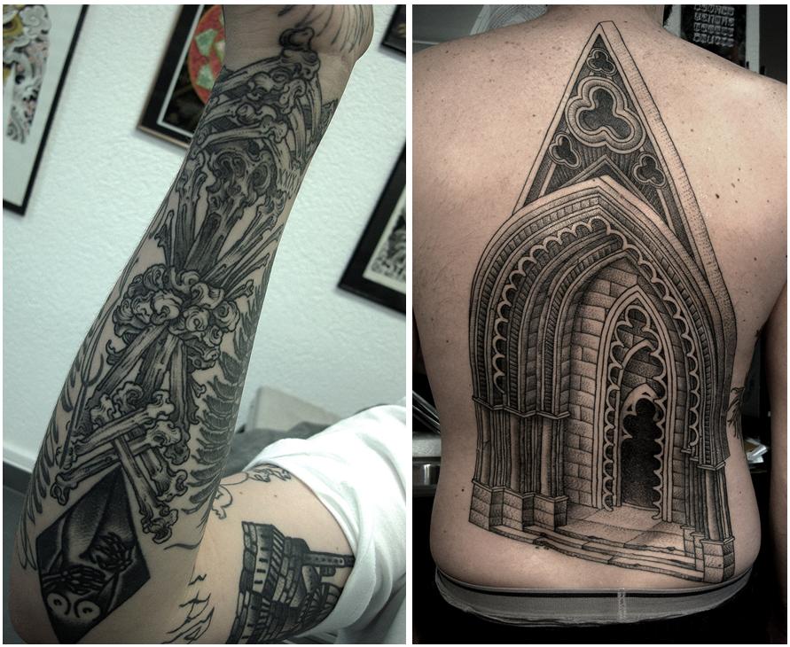 Aprire uno studio di tatuaggi in svizzera tatuaggio for Aprire piani moderni